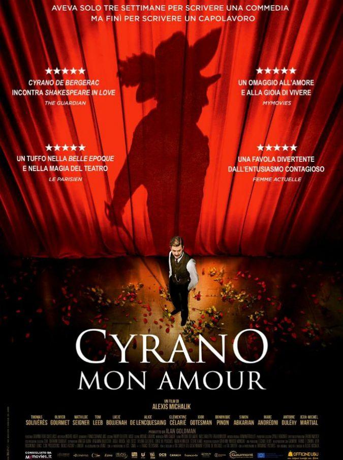 Cyrano mon amour, film che danza maturo come un can-can dell'anima e della ragione