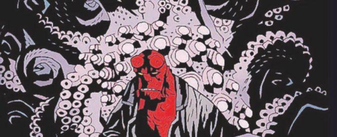 Hellboy, il fumetto infernale e perfetto di Mike Mignola non invecchia mai