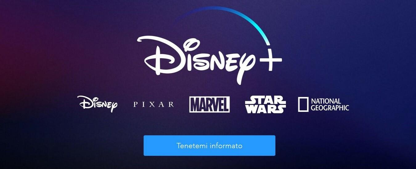 Disney Plus in Europa nella prima metà del 2020 con tutte le produzioni Marvel e i Simpson