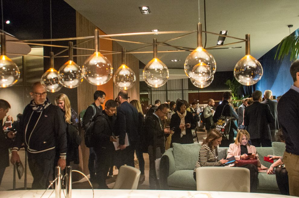 Milano, inaugurazione Salone del Mobile