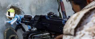 """Libia, Amsi: """"Cento morti e 500 feriti da inizio degli scontri, anche 28 bambini"""""""
