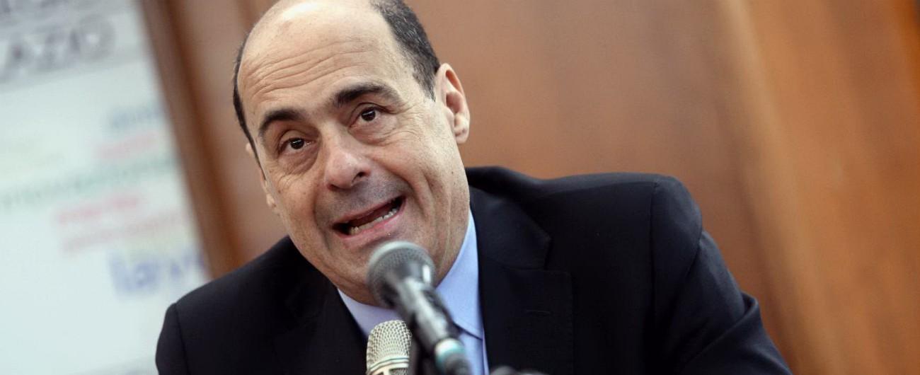 """Sanità Umbria, Zingaretti: """"I pm vadano fino in fondo. Il Pd selezioni la sua classe politica senza aspettare le procure"""""""