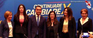 """Europee, le 5 """"eccellenze"""" di Di Maio: tecnologia, formazione, lotta all'austerity e anti-mafia. """"Le nostre sfide in Europa"""""""