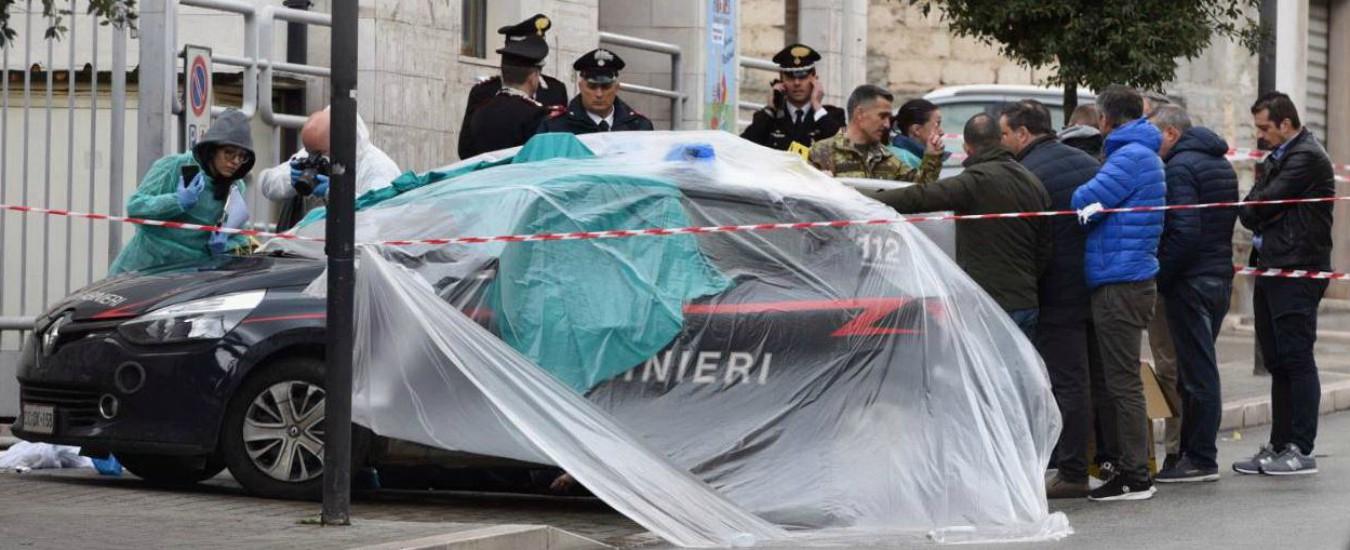 Foggia, spara in piazza a Cagnano Varano e uccide un carabiniere. Minacciò di morte una pattuglia dopo perquisizione