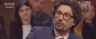 """Il ministro Toninelli sul Nove: """"Ho una mentalità altruistica. Un giorno, chissà, penserò un po' più ai cazzi miei"""""""