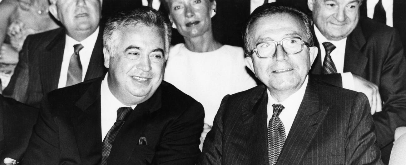 Giuseppe Ciarrapico morto a Roma: aveva 85 anni. Ex fascista, uomo di Andreotti, fu l'intermediario del Lodo Mondadori