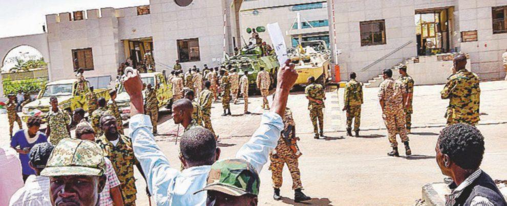 Sudan e il finanziamento italiano al regime morente