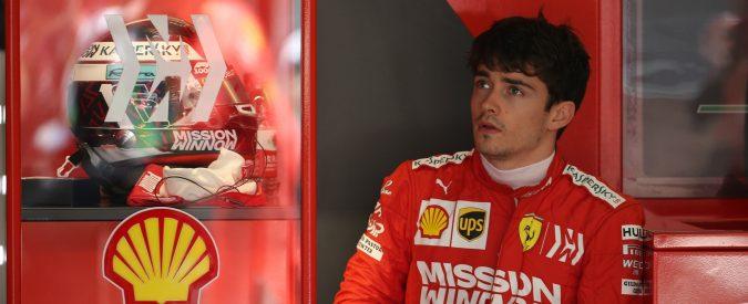 Formula 1, Gran Premio Cina: così la Ferrari ha umiliato Leclerc