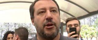 """Roma, Salvini: """"Lega a conquista Lazio? Cittadini meritano città meglio gestite. Non serve scienziato per pulire città"""""""