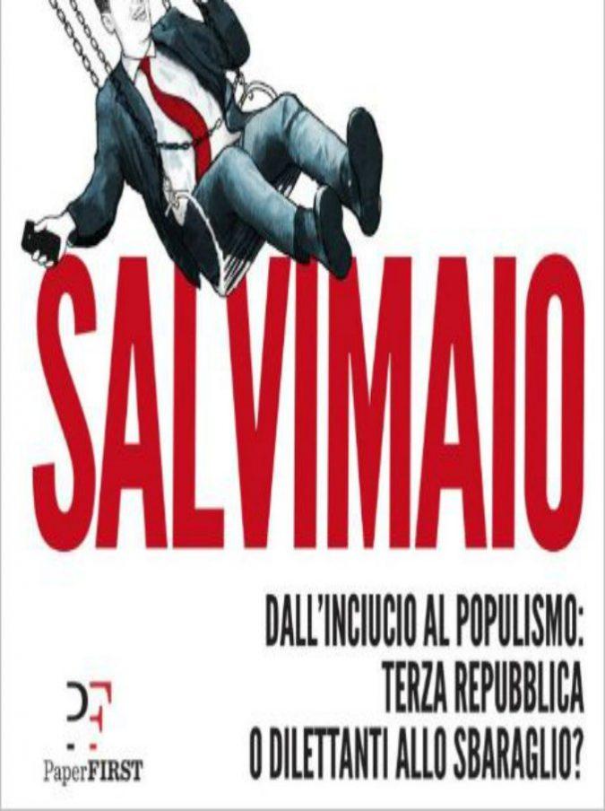 """Salvimaio, il libro di Andrea Scanzi premiato al """"Città di Cattolica"""""""