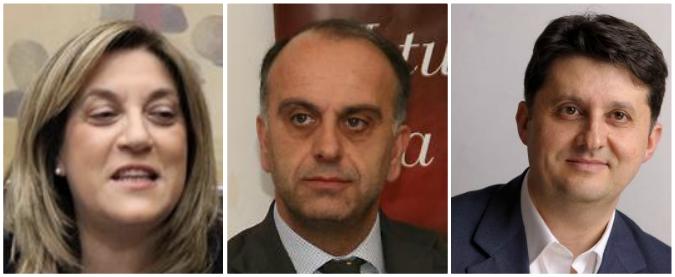 Umbria, inchiesta sanità: Riesame di Perugia conferma gli arresti domiciliari per Bocci, Duca e Valorosi