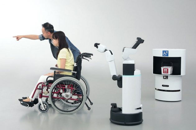 Olimpiadi hi tech a Tokyo nel 2020: assistenti robotici per