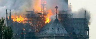 Notre-Dame, ecco perché non sono stati usati iCanadair per spegnere le fiamme