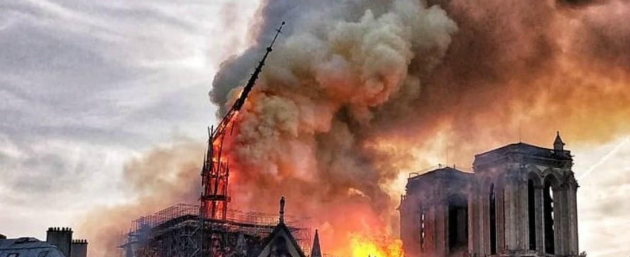 Notre-Dame, ricostruzione fedele o concorso internazionale? Speriamo non sia una trovata pubblicitaria