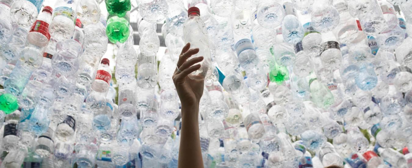 """""""Vivere felici senza plastica"""", la guida: 5 consigli pratici per passare ad uno stile di vita """"plastic-free"""""""