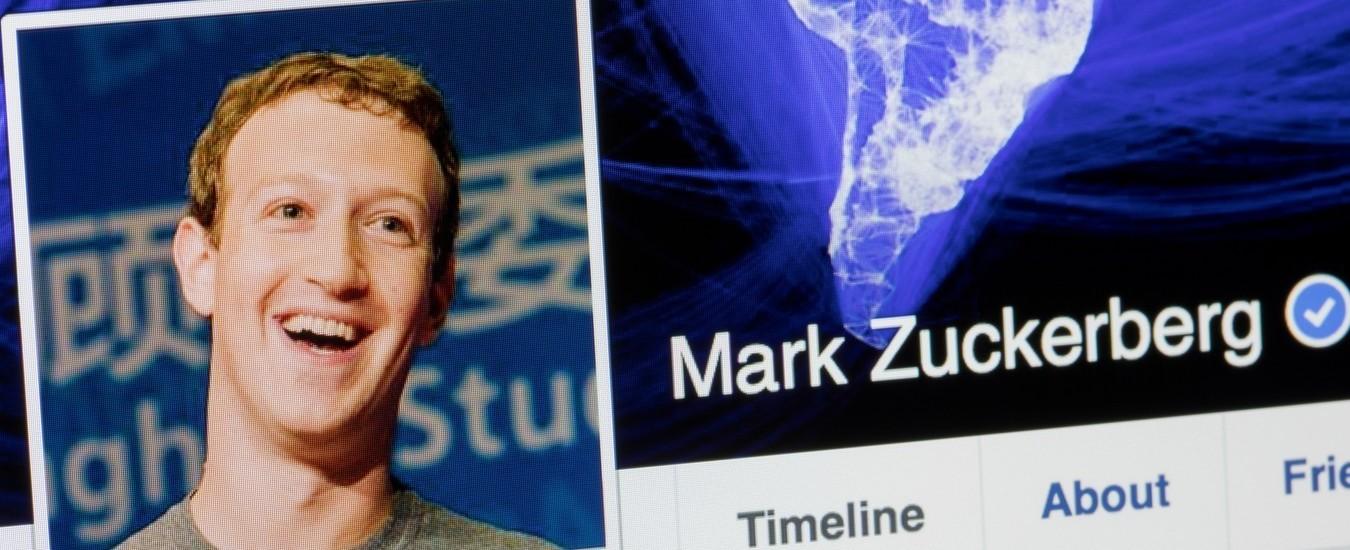 Un gruppo di azionisti Facebook vuole cacciare Zuckerberg: l'assemblea del 30 maggio sarà movimentata