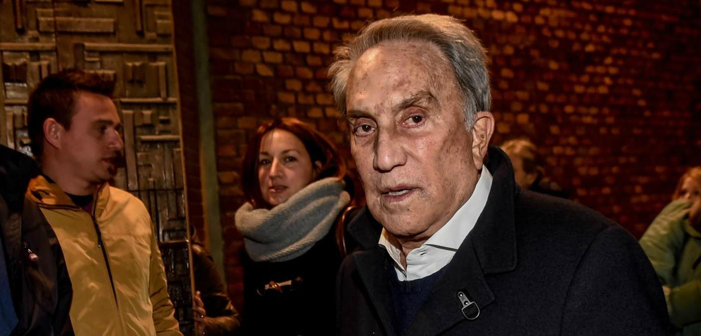 """Ruby Bis, Emilio Fede chiederà la grazia al presidente Mattarella: """"Dovrei arrivare a 93 anni per tornare libero"""""""