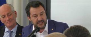 """Migranti, Salvini di nuovo indagato per sequestro di persona. Lui: """"C'è anche la contestuale richiesta di archiviazione"""""""