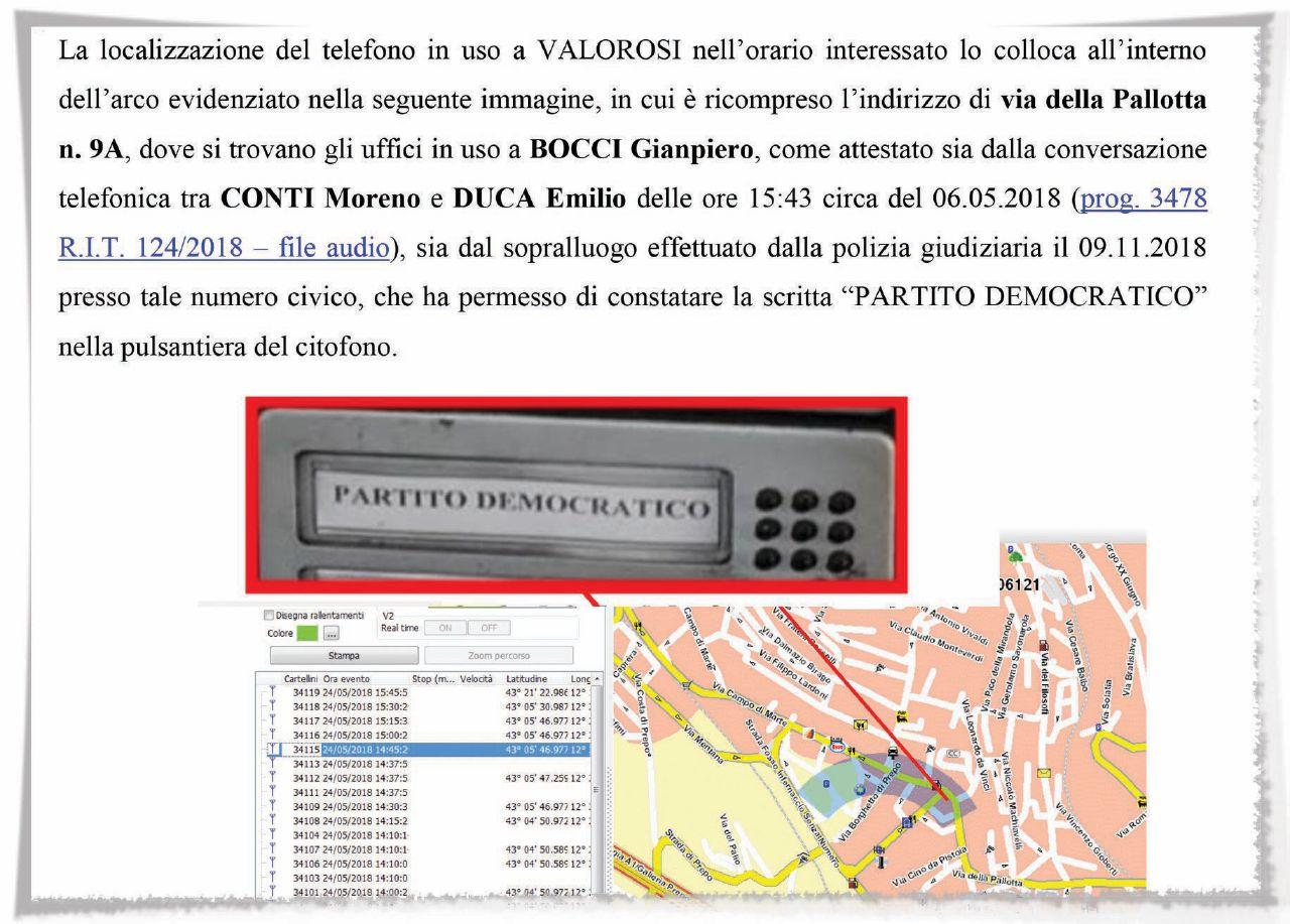 Sanità Umbria, le tracce dei concorsi truccati venivano passate nella sezione del Pd