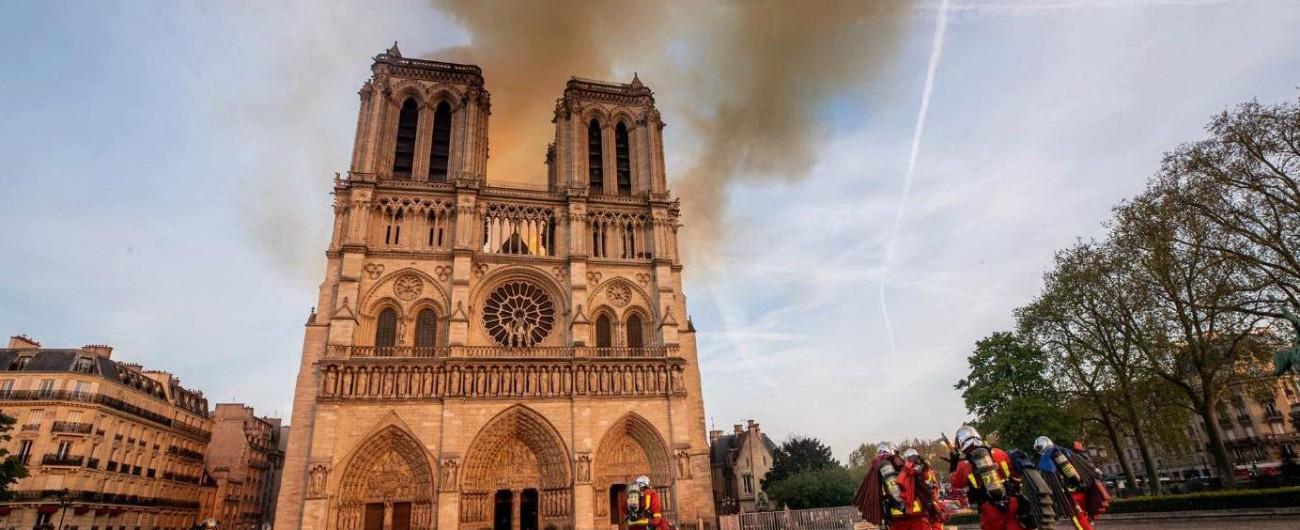 """Notre-Dame, inchiesta sull'incendio: cosa si sa sulle cause. """"Allarme suonato alle 18.20, ma dal sopralluogo esito negativo"""""""