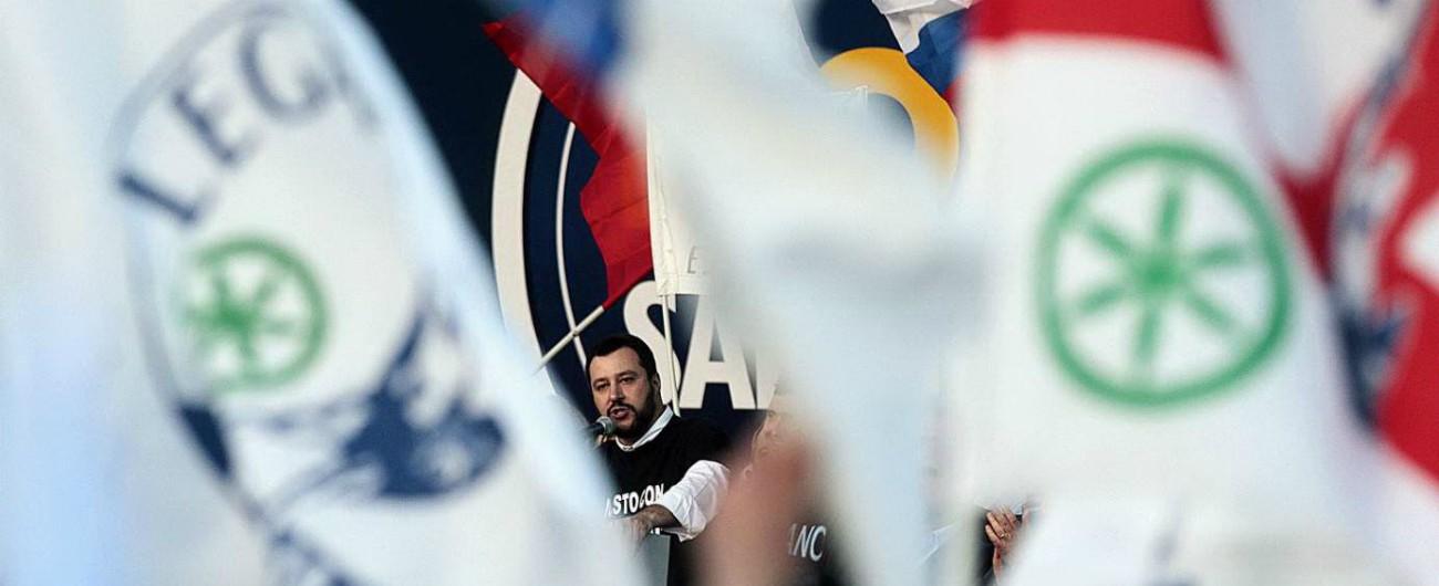 Elezioni Europee, le liste dei candidati della Lega: Salvini capolista in tutte le circoscrizioni