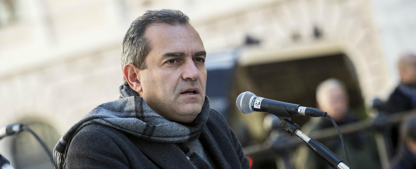 """De Magistris annuncia: """"DemA correrà alle prossime regionali. Probabile la mia candidatura"""""""