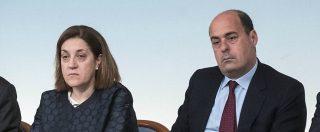 """Sanità Umbria, Zingaretti: """"Confido nella responsabilità della Marini. Serve salto di qualità in selezione della classe dirigente"""""""