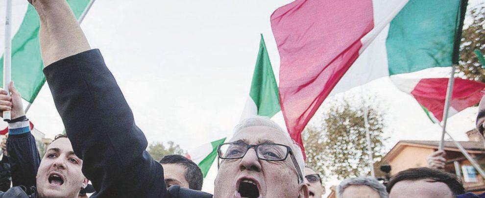 """""""Salvini mi ha rubato lo slogan e poi mi ha pure rottamato"""""""