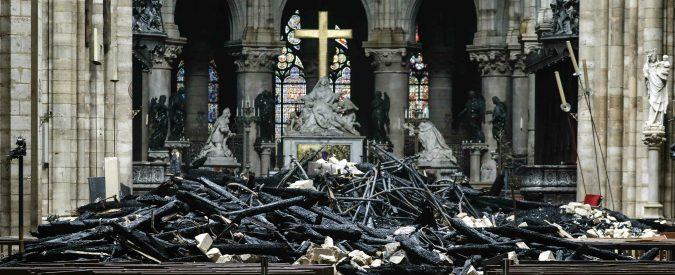 Notre-Dame, che ne sarà della cattedrale. E di noi