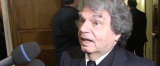 """Def, Brunetta: """"Aumento Iva e nessuna crescita e l'Italia è completamente isolata. Fallimento del Governo"""""""