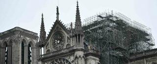 """Notre-Dame, la cattedrale non aveva assicurazione: spese a carico dello Stato. Philippe: """"Concorso per ricostruire guglia"""""""