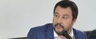 Matteo Salvini sceglie la casa editrice di CasaPound per il suo libro-intervista