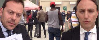 """Comitato Schengen a Ventimiglia. Le associazioni: """"Gendarmi controllano solo i neri"""" ma i deputati non se ne accorgono"""