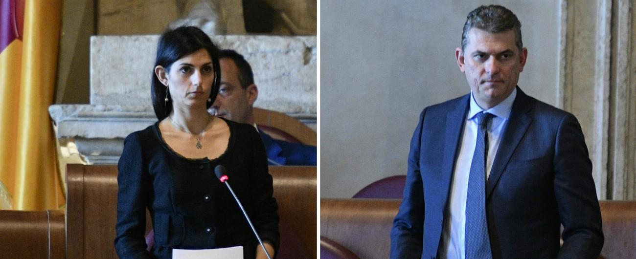 """Roma, esposto dell'ex ad di Ama: """"Raggi spinse per bilancio in rosso"""". Il Comune: """"Non è vero, quei conti violavano norme"""""""