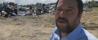"""Siri indagato, Salvini: """"Persona specchiata e onesta. M5s dice che deve lasciare? Raggi non si è mai dimessa"""""""