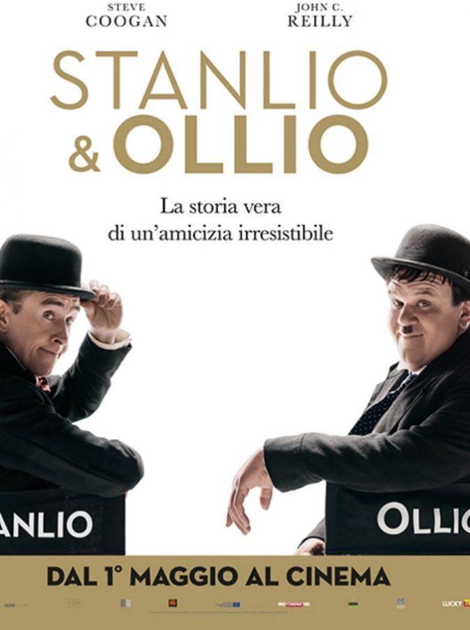 Stanlio e Ollio, omaggio grazioso e crepuscolare all'amicizia e all'alchimia comica di due grandi attori