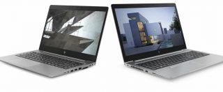 HP ZBook 14u e 15U in arrivo, gli schermi promettono luminosità altissime