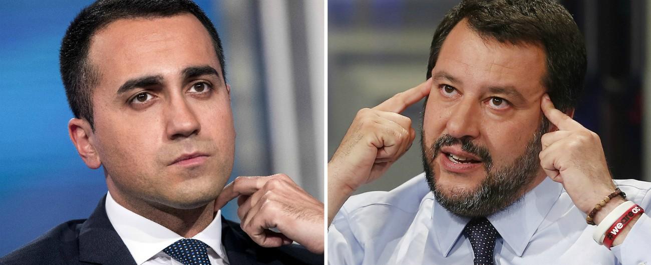 """Siri, Di Maio: """"Il caso è chiuso. Il M5s in cdm voterà per la decadenza"""". Poi sfida la Lega: """"Quanto casino per una poltrona"""""""