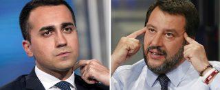 """Governo, Salvini: """"Evitare la procedura, ma non a ogni costo"""". Di Maio: """"Non si tagliano le tasse facendo interviste"""""""