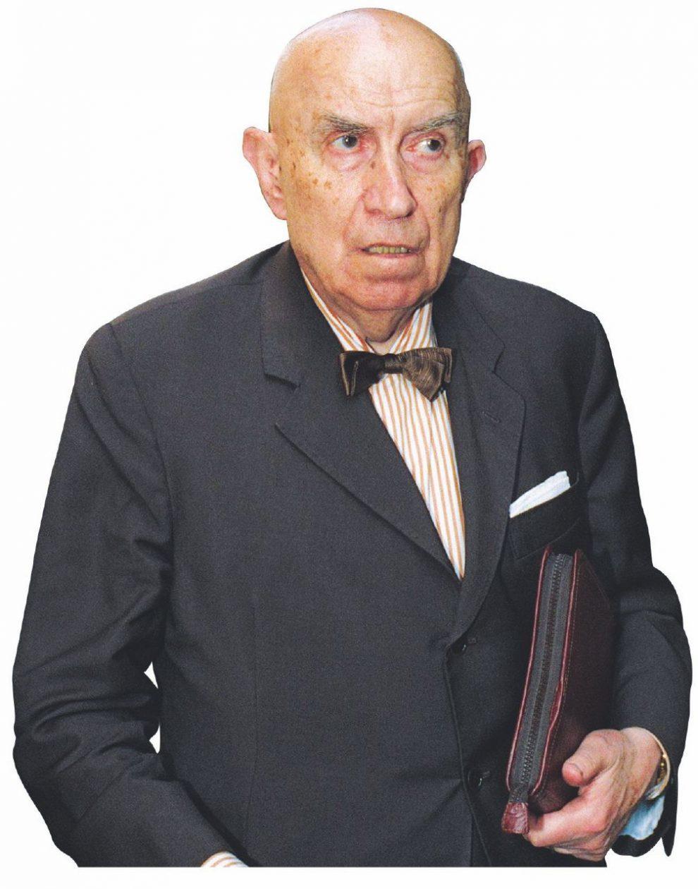 Gianfranco Miglio (1918-2001)