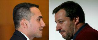 Di Maio: 'Gravissimo che Lega minacci crisi. Italia non è un gioco'. Salvini: 'È solo nella sua testa. Controlli a chi va reddito'