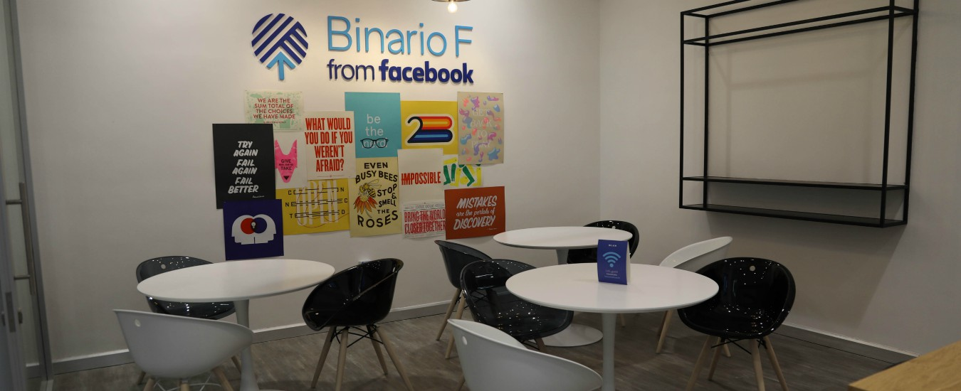 Facebook lancia Start2work: 120 posti di lavoro nel digital con contratti fino a 40mila euro annui. Ecco come funziona