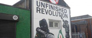 """Irlanda del Nord, scontri a Creggan (Derry) fanno rivivere il Bloody Sunday. """"Da qui partì il corteo del 1972"""""""
