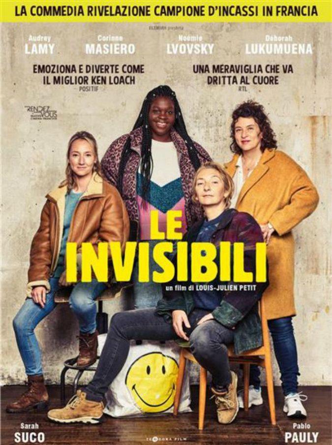 Film in uscita, da Le Invisibili a Cyrano mon amour e poi Ma cosa ci dice il cervello a Torna a casa Jimi