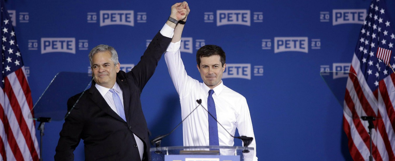 Pete Buttigieg, gay sposato e cattolico: è il nuovo volto dei democratici Usa