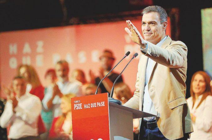 Il colmo per Sánchez: senza i separatisti non può governare