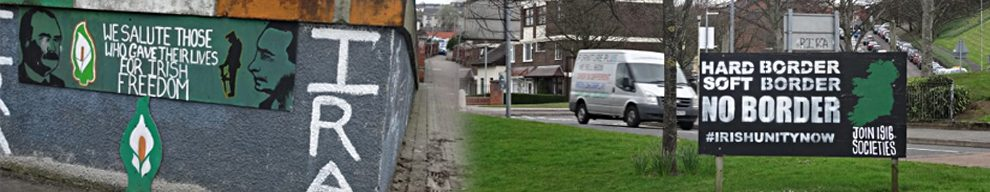 Irlanda del Nord, tra 'murals' e il cancello di Falls road: dove i due mondi di Belfast si sfiorano sopra un odio mai sopito
