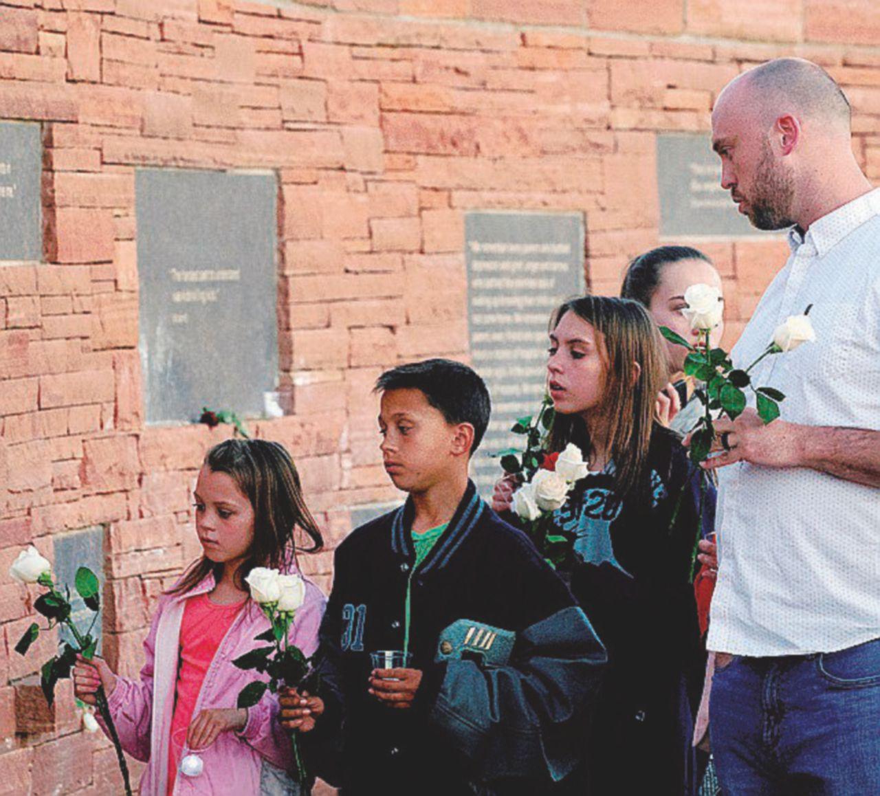 Columbine, il massacro che non è mai finito