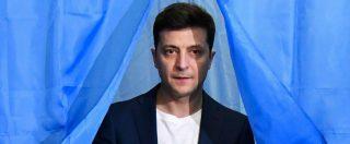 Ucraina, Vladimir Zelensky è il nuovo presidente: il comico che ha trasformato in realtà il protagonista della sua serie tv