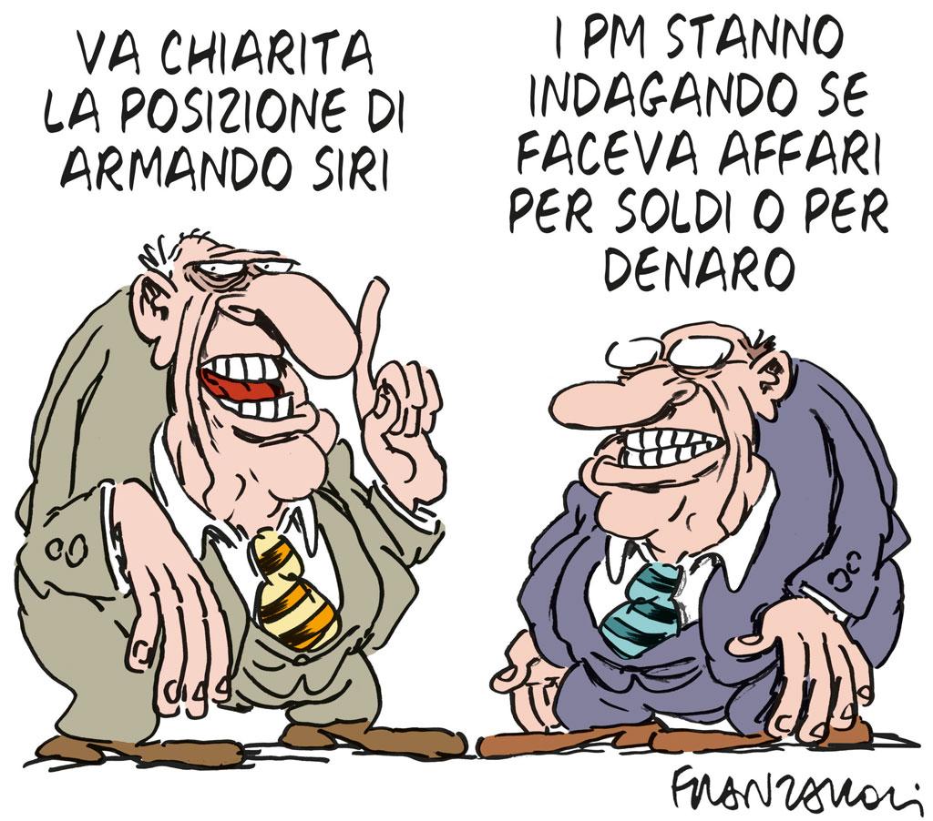La vignetta di Franzaroli 2104